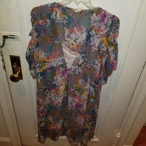Anthropologie Dresses - Anthropologie Valencia Dress